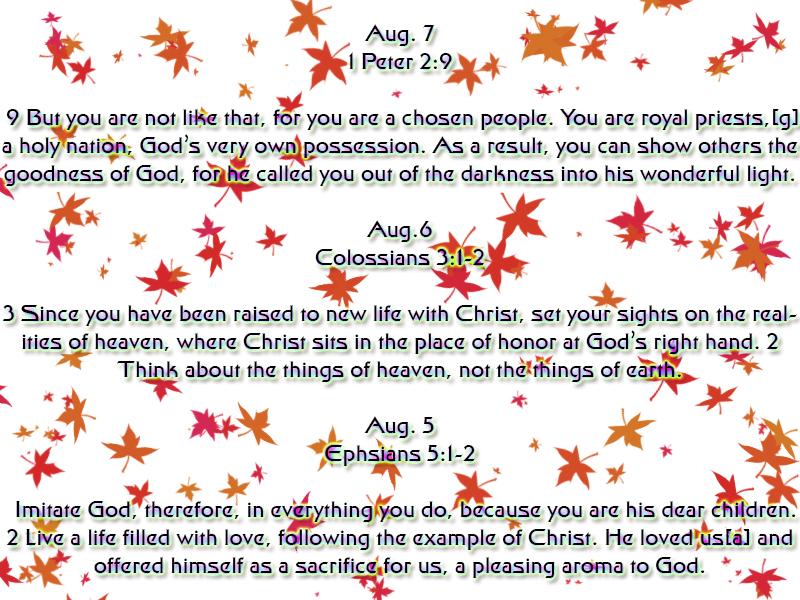 verses-Aug