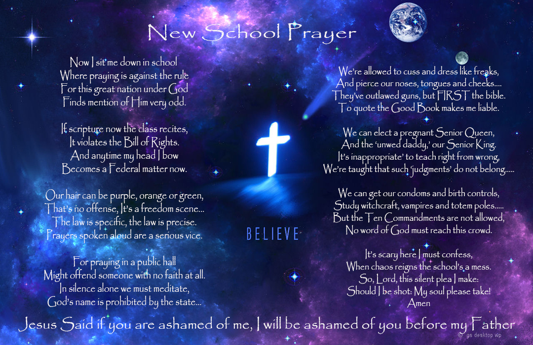 New-School-Prayer